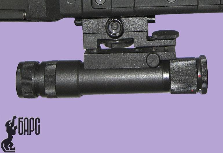 ИК подсветка Bars IR L (Laser)  808 нм Weawer+кн. (Гориз., Верт.)