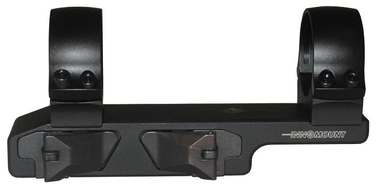 11 мм - Быстросъемный кронштейн Innomount с кольцами 25,4 мм