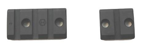 Remington 7400 Innomount раздельные основания Weaver