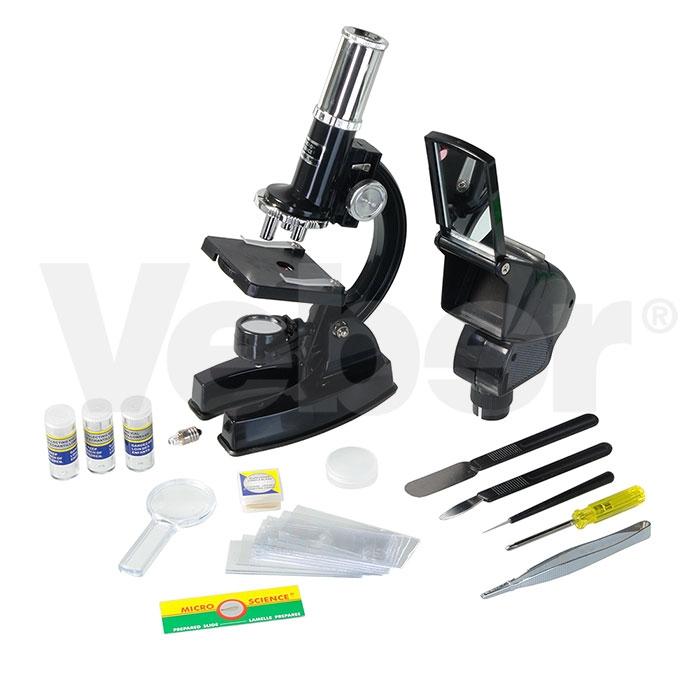 Микроскоп MP-1200 Zoom (2132)