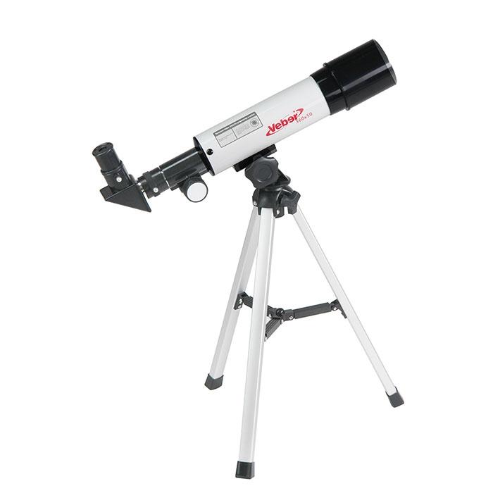 Телескоп 360/50 рефрактор в кейсе