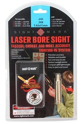 Лазерный патрон Sightmark 7,62х51 на .308 Win, 243 Win, 7mm-08, 260 Rem