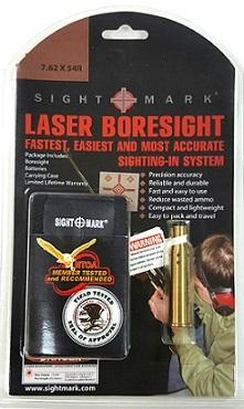 Лазерный патрон Sightmark 7,62х54
