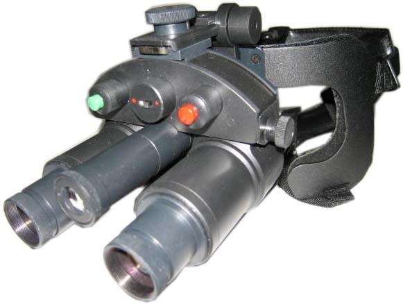 Очки ночного видения БАРС ОН-1 1х22L с лазерной подсветкой