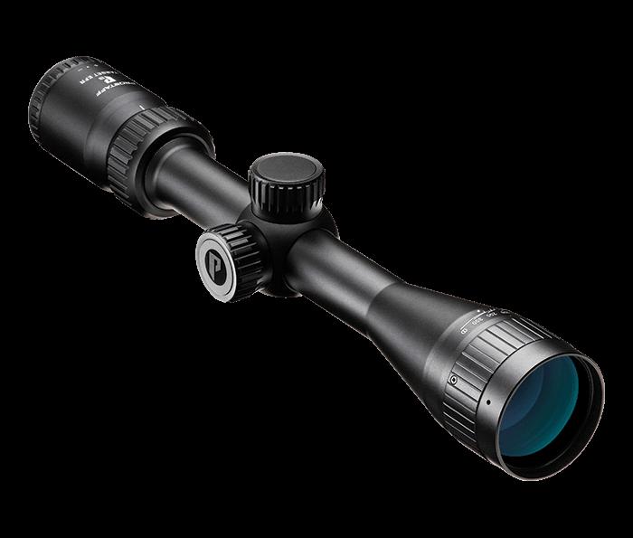 Прицел Nikon PROSTAFF P3 TARGET EFR 3-9x40AO Matte, 25,4мм, сетка PRECISION (тонкая нить), параллакс на объективе от 9м, обнуляемые барабанчики, длинна 305мм, 471г