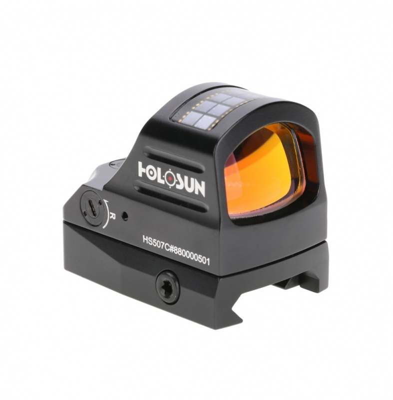 Коллиматорный прицел Holosun OpenReflex Micro 2/32 МОА