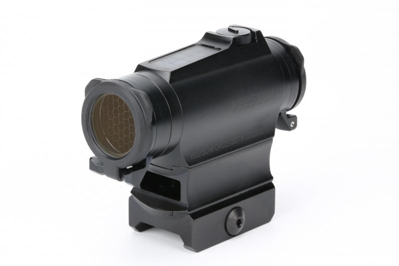 Коллиматор Holosun PARALOW на Weaver/Pic., солн.бат,точка/круг-точка, 2/65MOA,U-защита,12подсв,бат.лоток,IPX8, 185г.