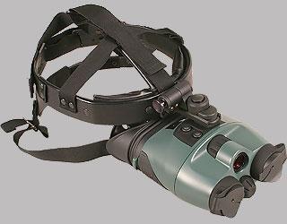 Очки НВ Yukon Tracker NV 1x24 Goggles (25025)