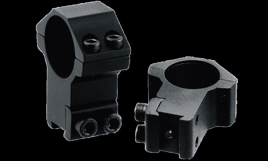 Кольца LEAPERS AccuShot 25,4 мм, на призму 10-12 мм, средние (100 шт./уп.)