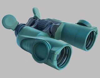 Бинокль призменный Юкон 12х50 WA