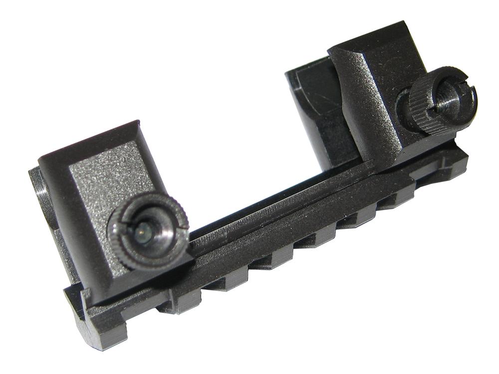 Планка Weaver под ствол 18мм, 21 мм, 23 мм