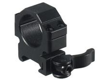 Кольца Leapers UTG 25,4 мм быстросъемные на Picatinny с рычажным зажимом, высокие 100 шт/кор