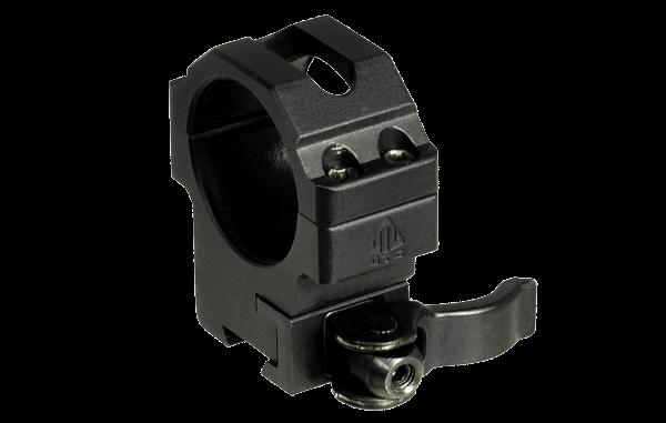 Кольца Leapers UTG 30 мм быстросъемные на 11 мм с рычажным зажимом, средние 60 шт/кор DISC