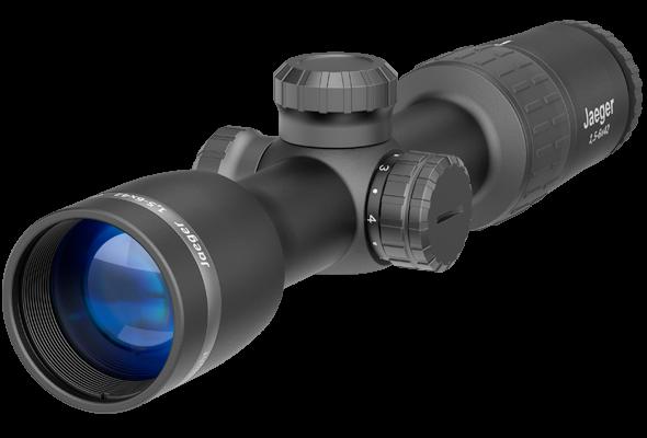 Оптический прицел Yukon  Jaeger 1.5-6x42 (X01i, T0i)