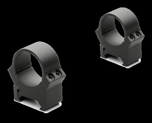 Кольца небыстросъемные Leupold PRW 26мм. на Weaver/Picatinny, низкие, матовые, металл, 158гр.
