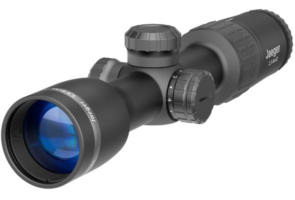 Оптический прицел Yukon  Jaeger 3-9x40  (X01i, T01i, X02i, M01i)