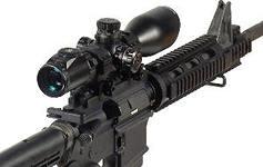 Прицел LEAPERS Accushot Precision Target 3-12X44 Mil-dot, подсв.36цв, сетка-нить, кольца 15 шт./кор.