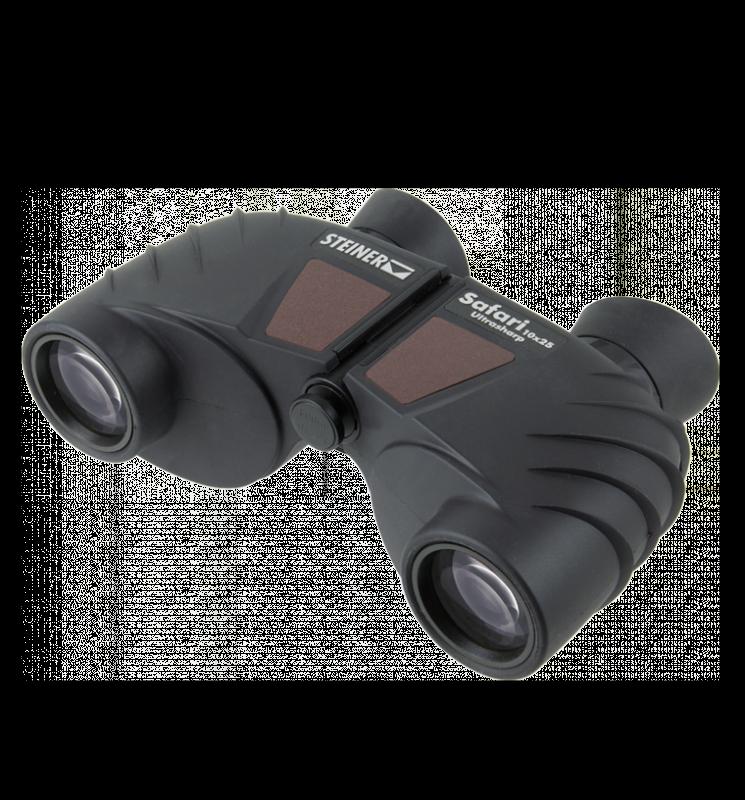 Бинокль STEINER SAFARI UltraSharp 10х25