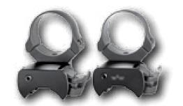 EAW Apel Blaser R93 кольца 30мм., быстросъемн., регул. рычаги, высота 13,5, сталь