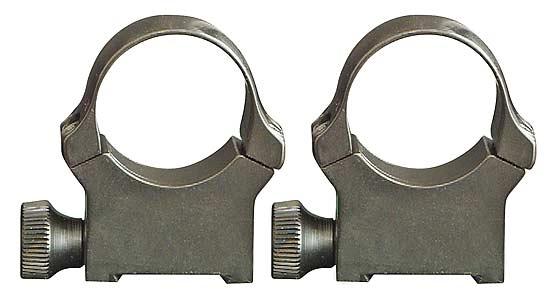 CZ 537 EAW Apel ,550 кольца раздельные быстросъемные на призму 19мм., кольца 30мм., высота 18мм, сталь