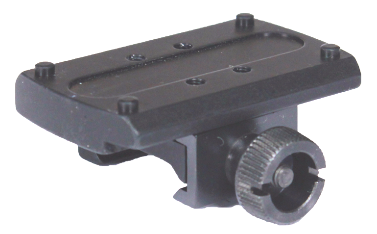 Picatinny планка EAW Apel - адаптер для коллиматорного прицела Docter-Sight, дюраль