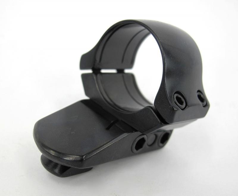 Кольцо переднее EAW Apel для поворотного кронштейна усиленное XS д. 26 мм, высота 12 мм, вынос 21 мм