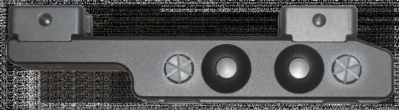 11 мм - Быстросъемный кронштейн Innomount с верхним основанием под LM-шину