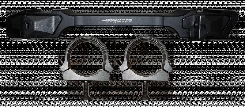 CZ550 - Быстросъемный кронштейн Innomount с кольцами 25,4 мм