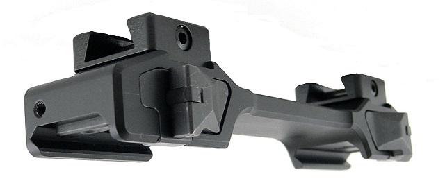 Weaver/Picatinny - Быстросъемный кронштейн Innomount с верхним основанием под LM-шину