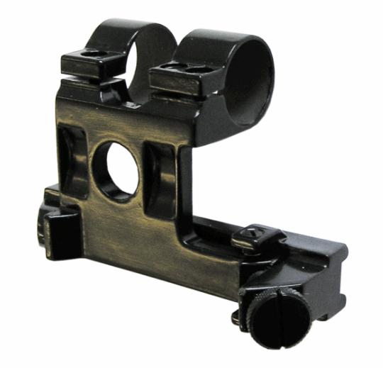 Кронштейн Кочетова для ПУ3,5х22 Ø 26,5 мм, для установки ПУ3,5х22 на винтовку Мосина, сталь