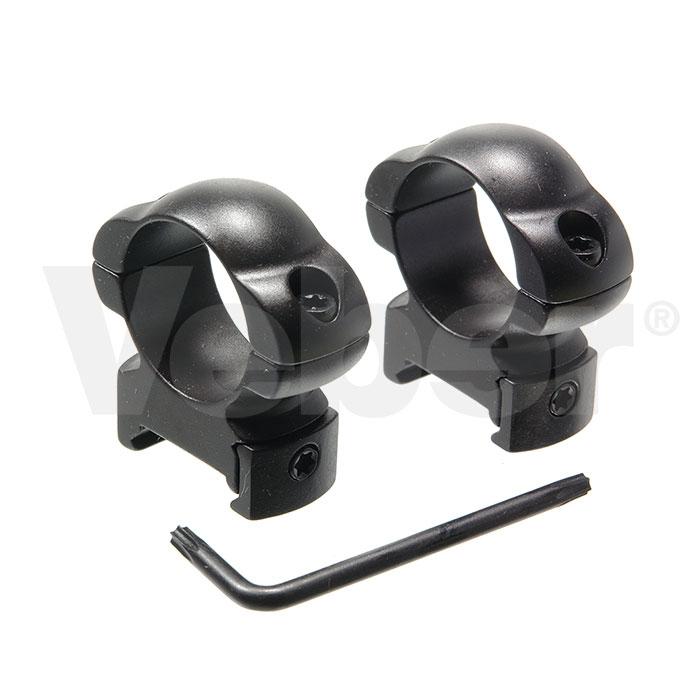 Кольца для прицела Veber 2521 МS