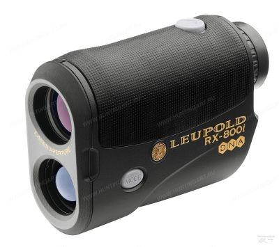 дальномер Leupold RX- 800i с DNA компакт 6х22, чёрный DISC