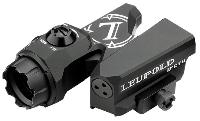 Прицел Leupold D-EVO 6x20мм. сетка CMR-W, на Weaver/Picatinny, точка 0,5MOA, корпус - 6061-T6, черный, матовый, 382гр.