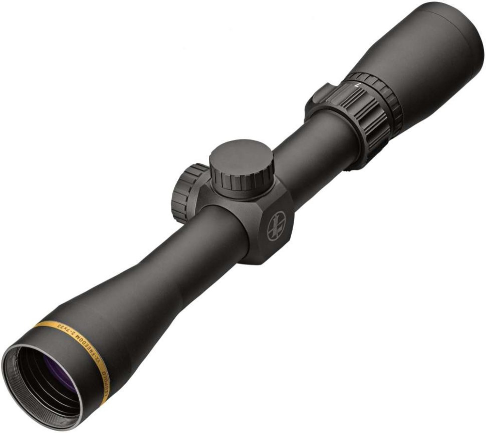 Прицел Leupold VX-Freedom Rimfire 2-7x33, 26мм, Rimfire MOA, без подсветки, матовый, 315гр