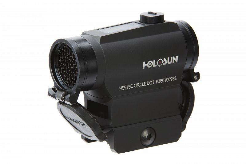 Коллиматорный прицел Holosun Micro