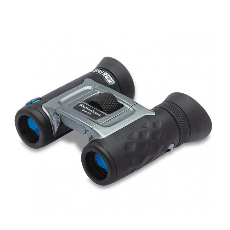 Бинокль STEINER BluHorizons 8x22, Roof-призмы, AutoBright™ - автоматическое изменение яркости изображения, IPX4, 305г