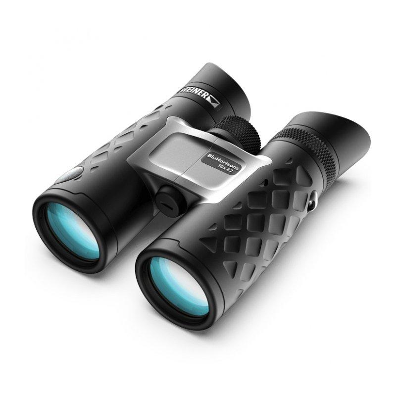 Бинокль STEINER BluHorizons 8x32, Roof-призмы, AutoBright™ - автоматическое изменение яркости изображения, IPX4, 590г