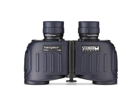 Бинокль STEINER NAVIGATOR PRO 7X30, Porro-призмы, автофокус