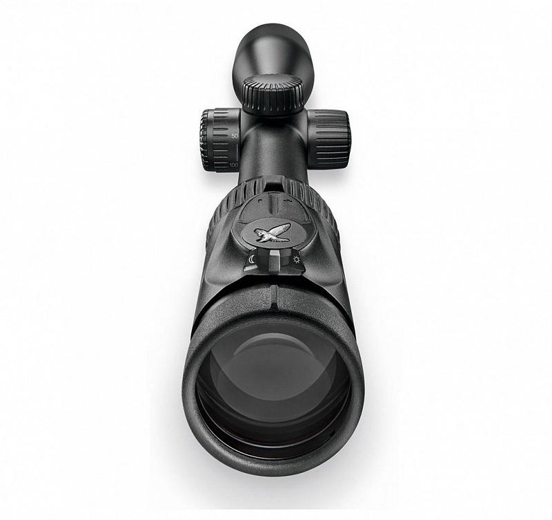 Прицел Swarovski Z8i 1.7-13,3x42 SR 4A-300-I, трубка 30мм., яркость 32день/32ночь, красн., длина 336мм., черный