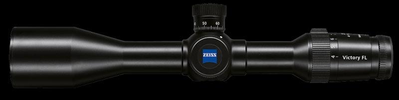 Оптический прицел Carl Zeiss Victory Varipoint с системой iC M 1,1 – 4 x 24 iC T* прицельная сетка с подсветкой 60