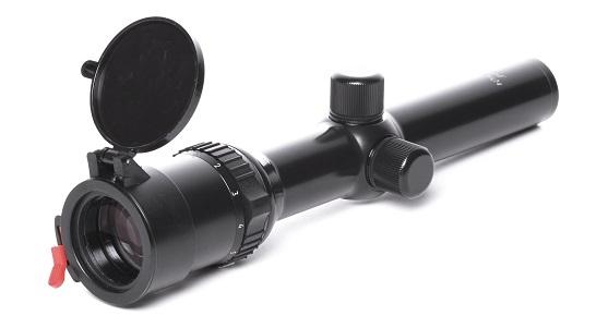 Оптический прицел ВОМЗ PV 1,2-6x24М