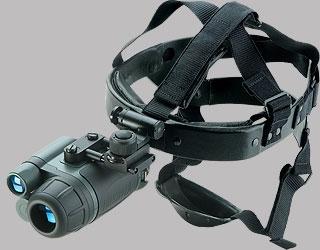 Прибор ночного видения NVMT Spartan 1x24 в комплекте с маской