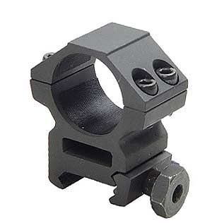 Кольца Leapers AccuShot 25,4 мм на WEAVER, STM, высокие 100 шт./кор.