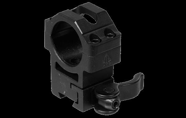Кольца Leapers UTG 25,4 мм быстросъемные на 11 мм с рычажным зажимом, высокие 60 шт/кор DISC