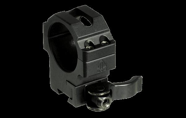 Кольца Leapers UTG 25,4 мм быстросъемные на 11 мм с рычажным зажимом, средние 60 шт/кор DISC