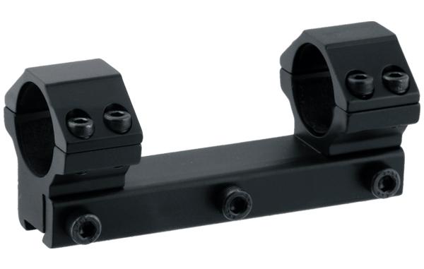 Кронштейн Leapers AccuShot с кольцами 30 мм, для установки на призму 10-12 мм, средний (60 шт/уп)