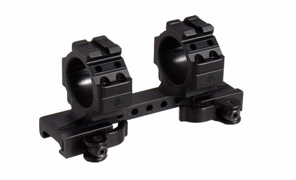 Кронштейн Leapers быстросъемный с кольцами 30 мм и доп. планками Picatinny, на планку Weaver (60шт/уп)