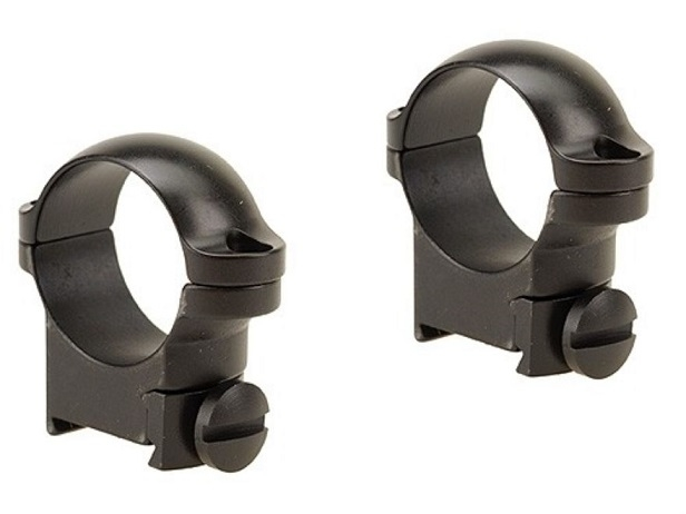 Кольца быстросъемные Leupold - винт No-Tap 26мм. на Sako, средние, матовые, металл