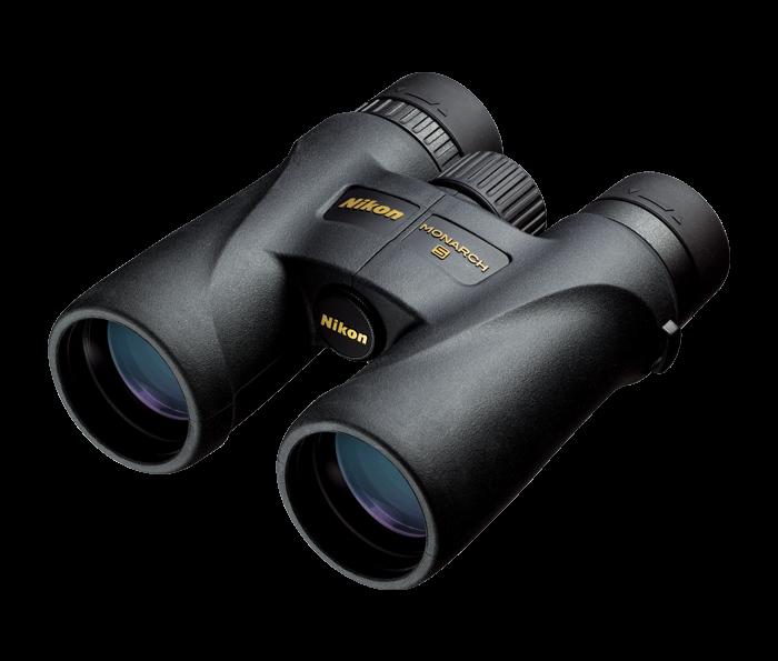Бинокль Nikon MONARCH 5 12X42 влагозащищ.