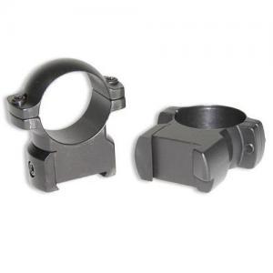 Кольца небыстросъемные Leupold 30мм. на CZ 550, средние, матовые, металл